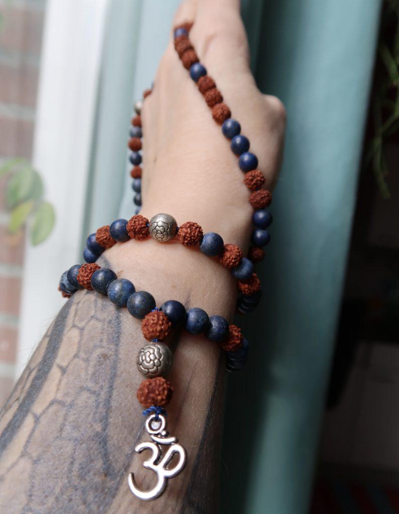 mala prayer beads gebedskralen sieraad yoga meditatie